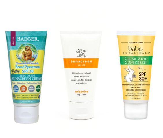 The Best Nontoxic Sunscreens on barebeauty.com
