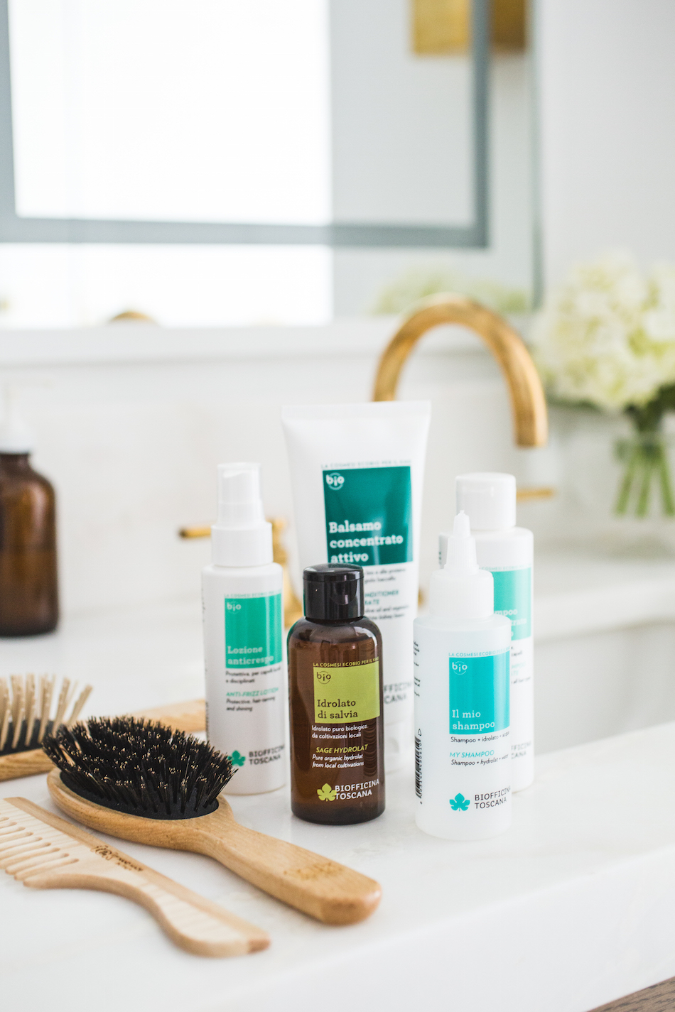 the best nontoxic haircare lines on barebeauty.com